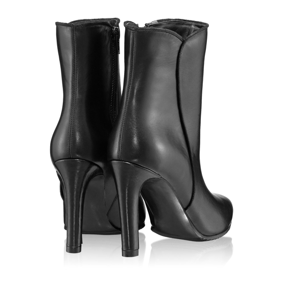Imagine Botine Dama Negru 250