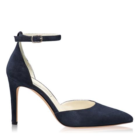 Sandale Elegante Dama Cleo Blue 02 F1